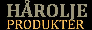 HÅROLJE – Produkter